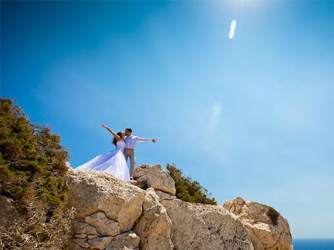 Свадьба на Кубе