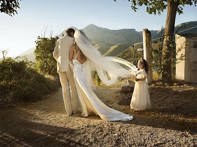 Свадьба на острове Сицилия
