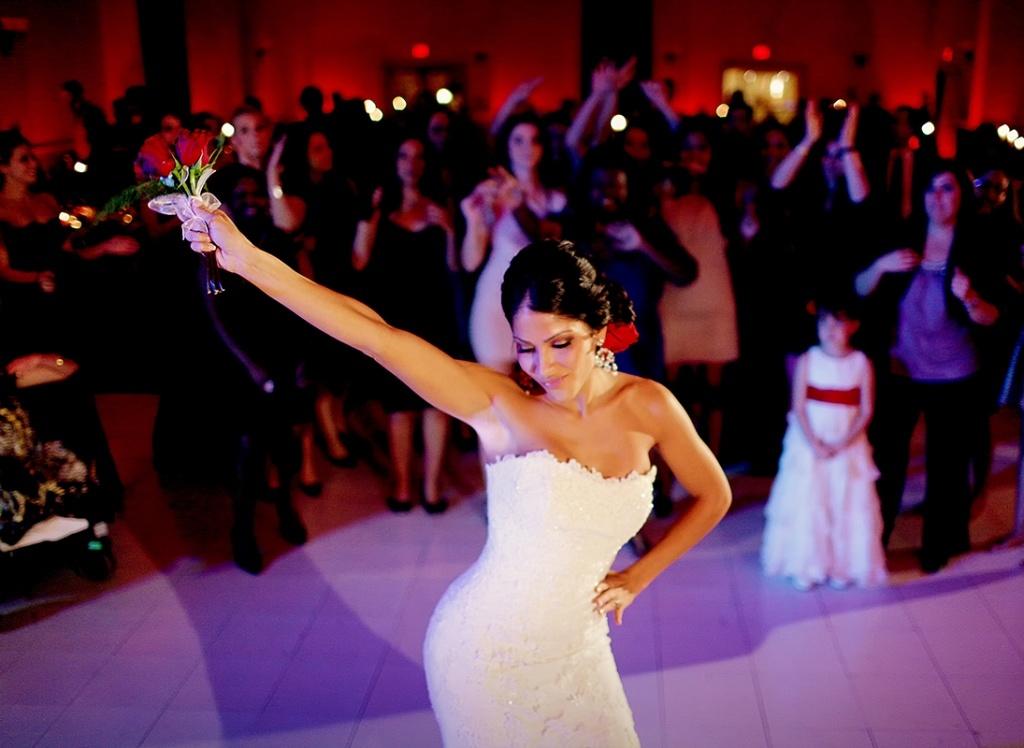 Болеро — свадебный танец влюбленных