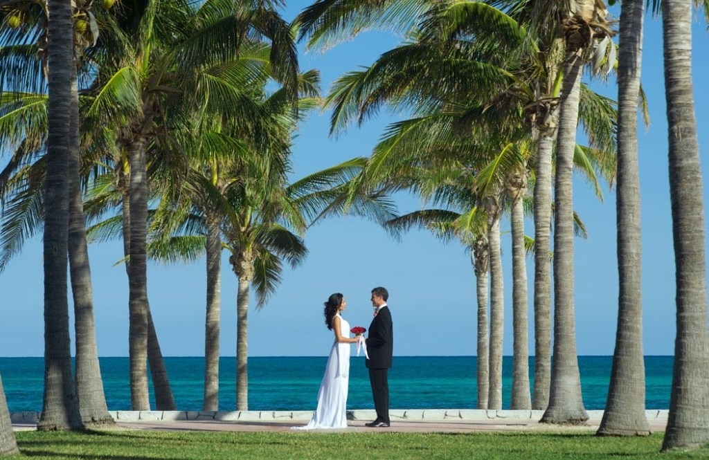 Grand bahama wedding