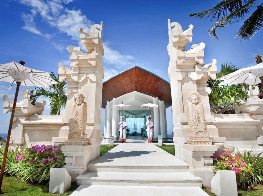 Свадьба на острове Бали