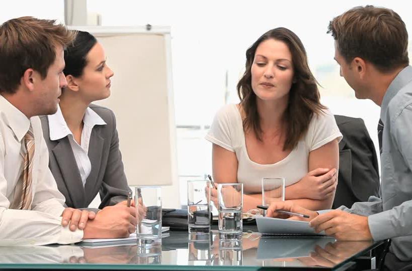 Как правильно провести встречу с ведущим