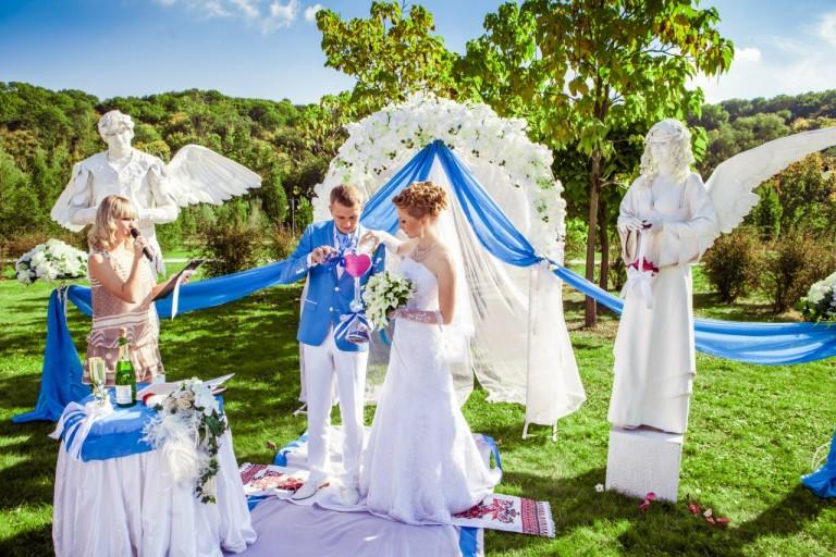Места для проведения свадьбы недорого