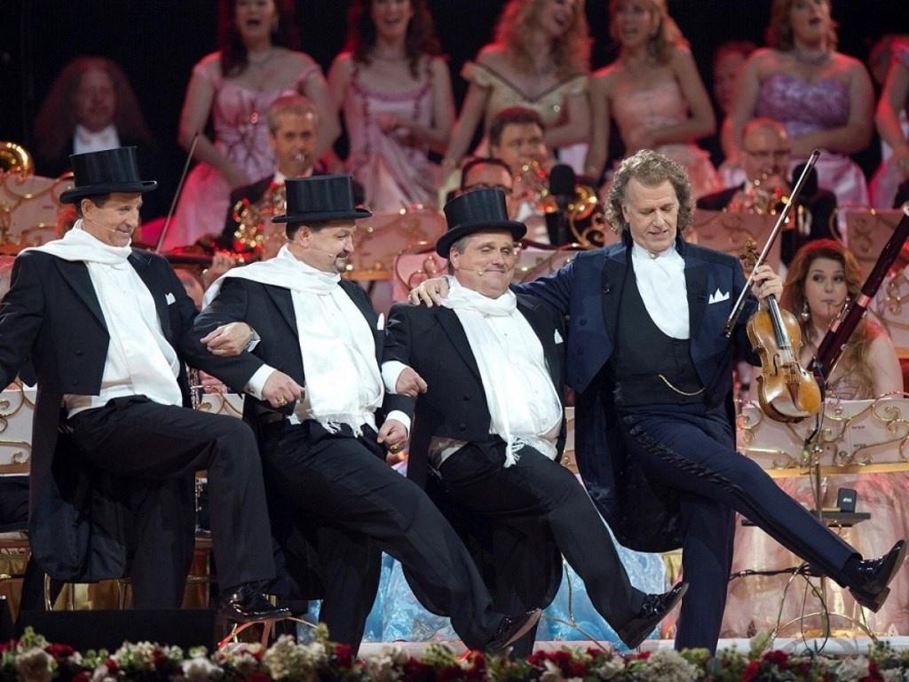 Оперные певцы на свадьбе