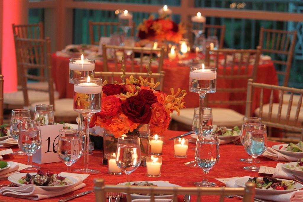 Оптимальное свадебное меню осенью