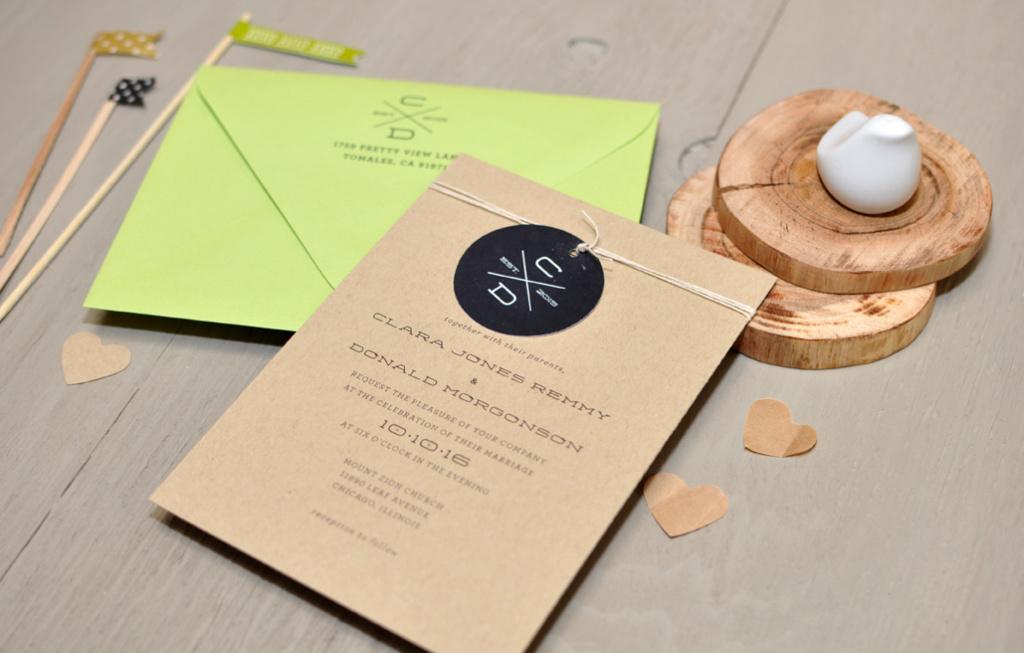 Свадебная полиграфия – технологии печати