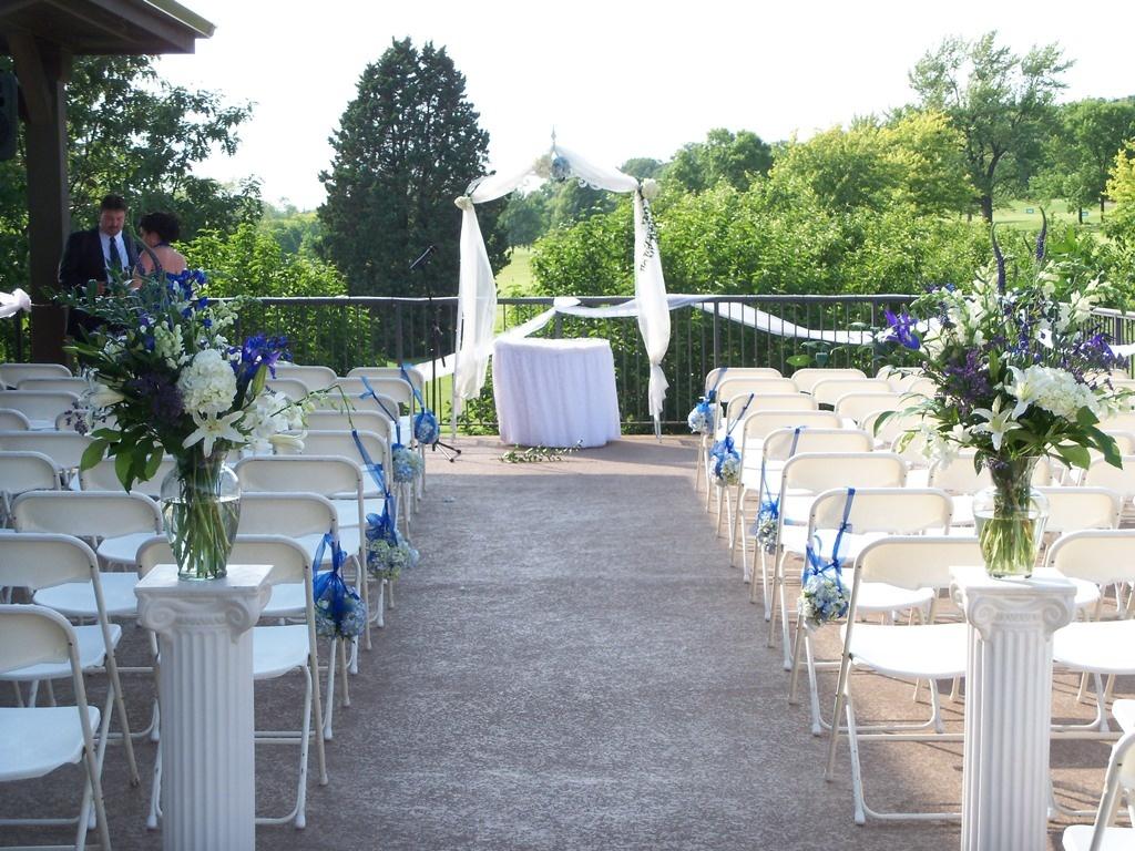 Шаблонные места для выездной церемонии