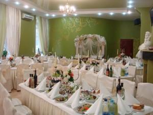 Ресторан 'Адина' приглашает на новый вход для свадеб