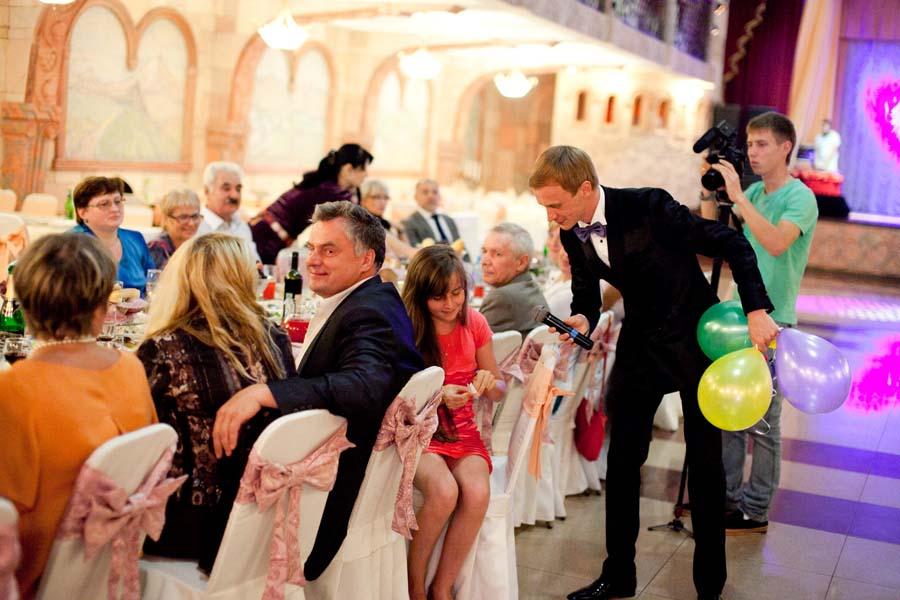 Конкурсы на свадьбе для гостей от тамады