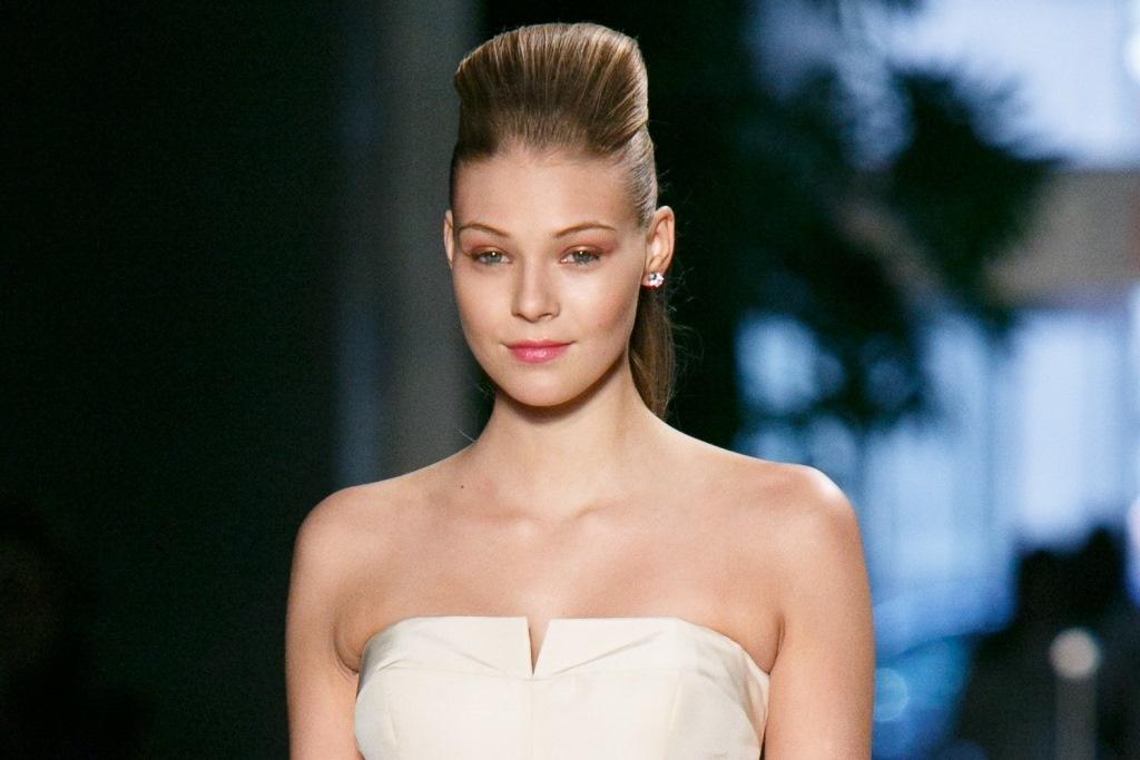 Тенденции свадебного макияжа 2014