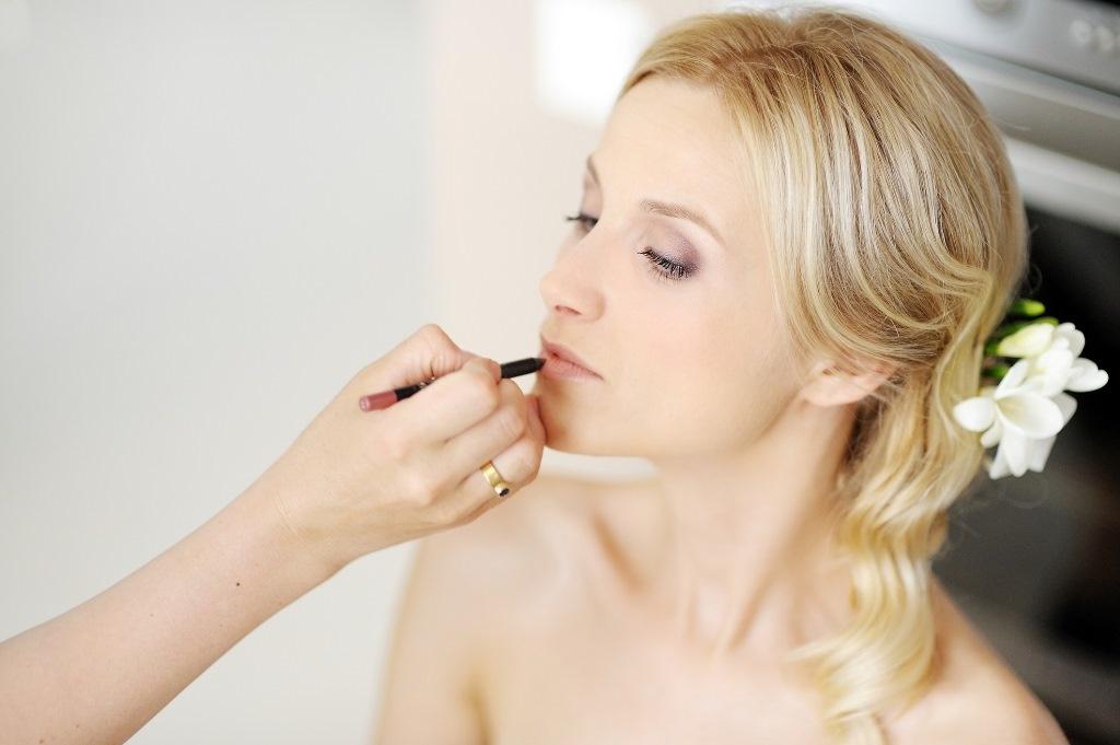 Тенденции свадебного макияжа