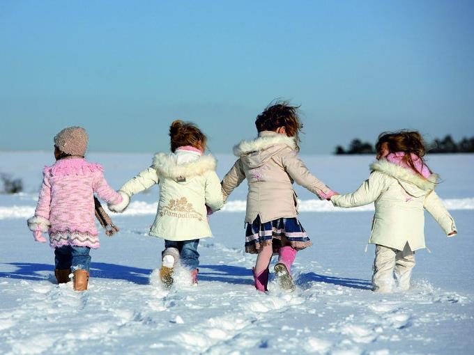 Здоровье детей в зимний период