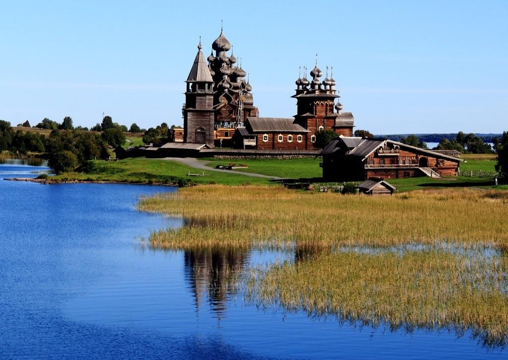 Свадебное путешествие по России