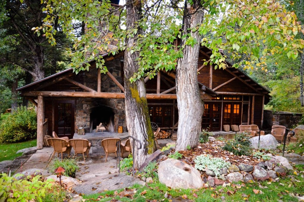 домик для гостей