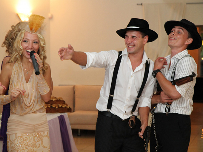 Ведущая свадеб Лилиана Бенкер-6