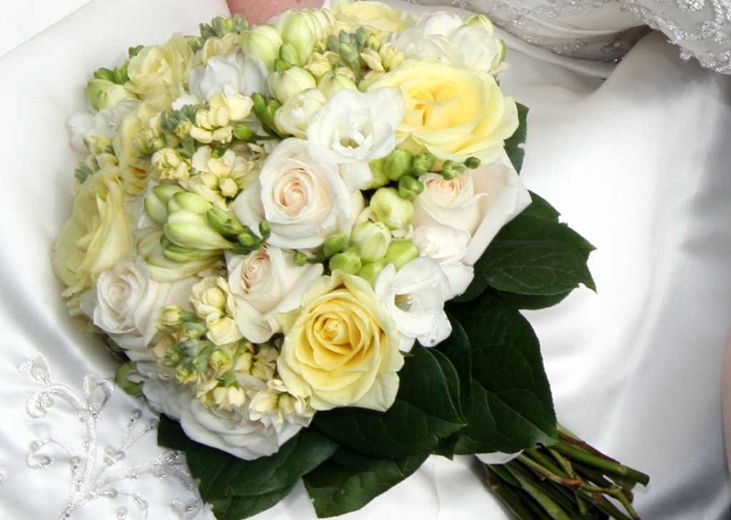 Свадебные тренды: в поисках идеального букета