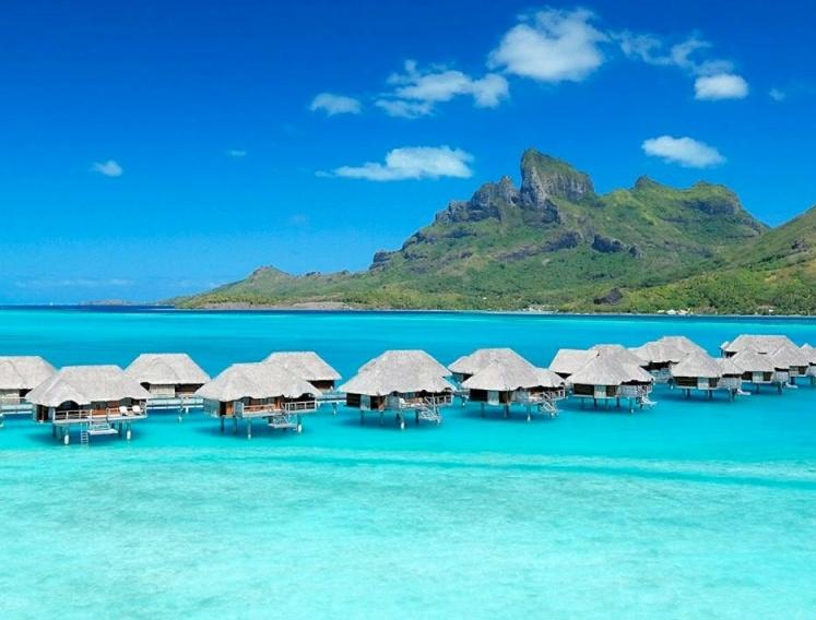 Лучшие курорты для молодоженов