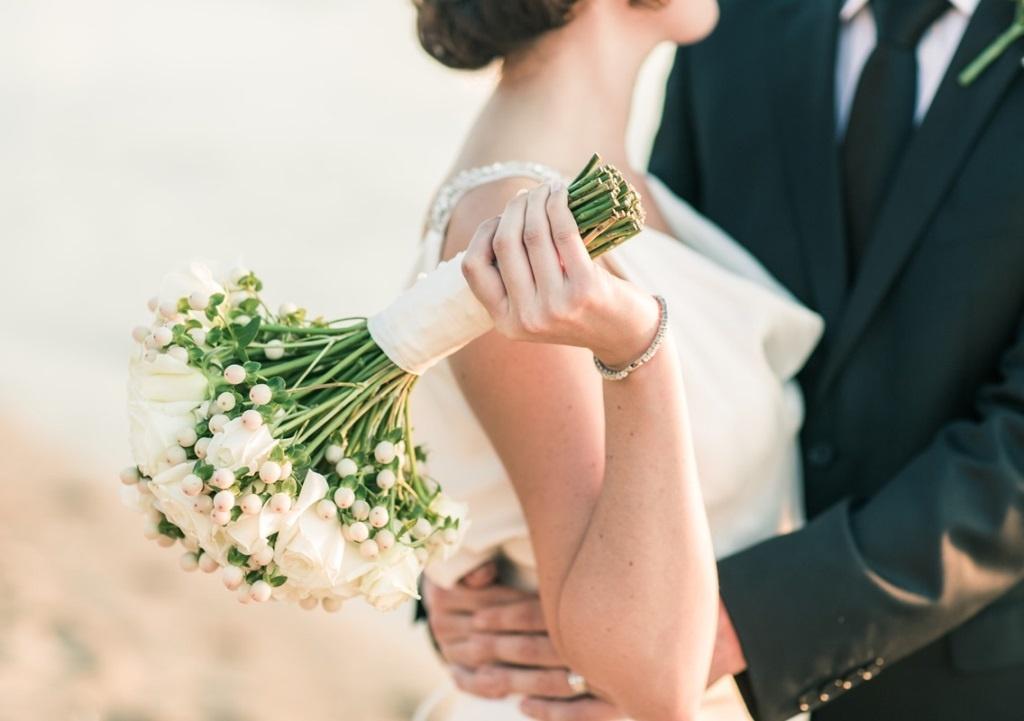 Аксессуар для свадебной фотосессии