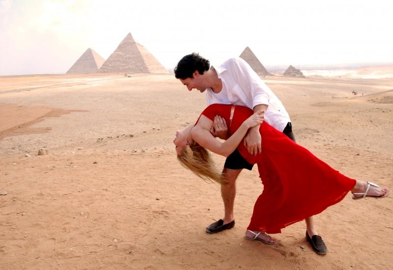 Медовый месяц в Египте