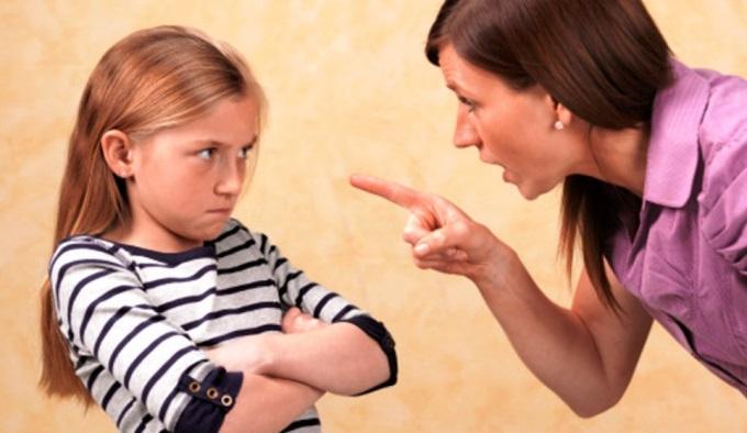 Как не сердиться на ребенка