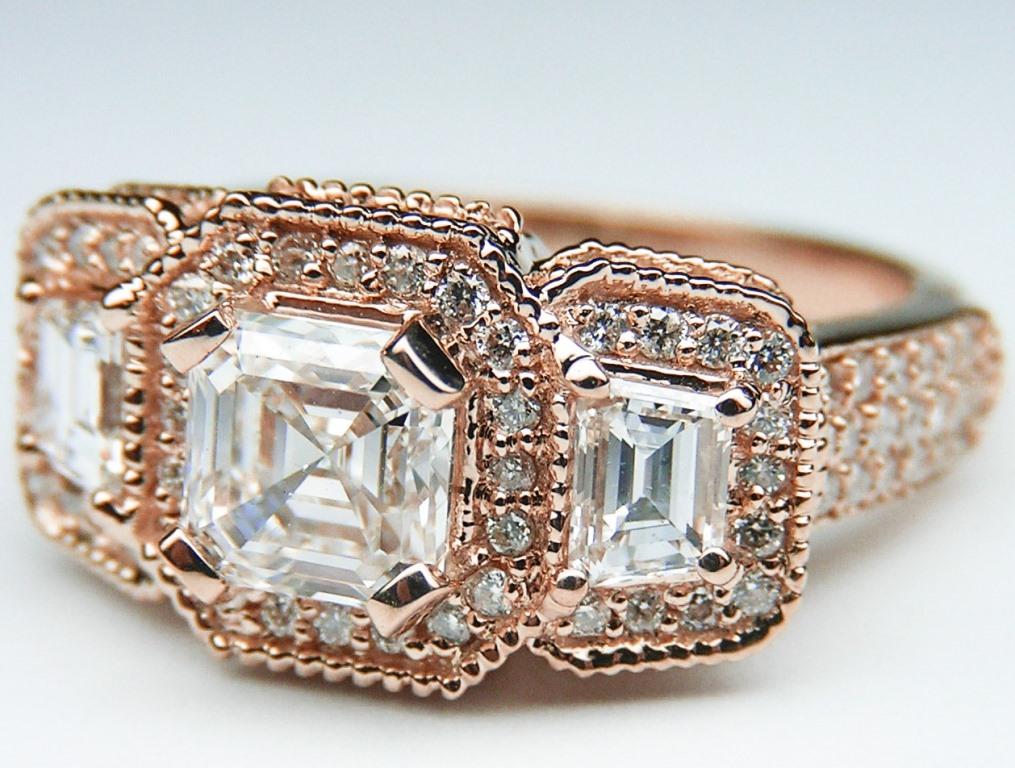 Обручальные кольца, тренды
