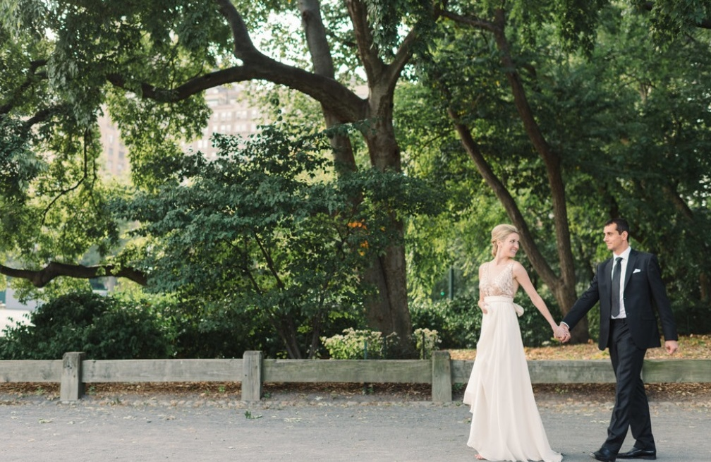 Bryant lake park wedding
