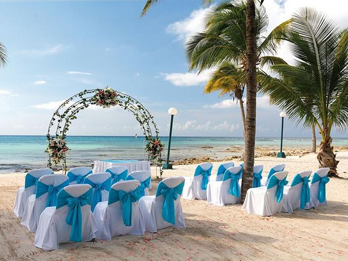 Сказочная свадьба на Кубе