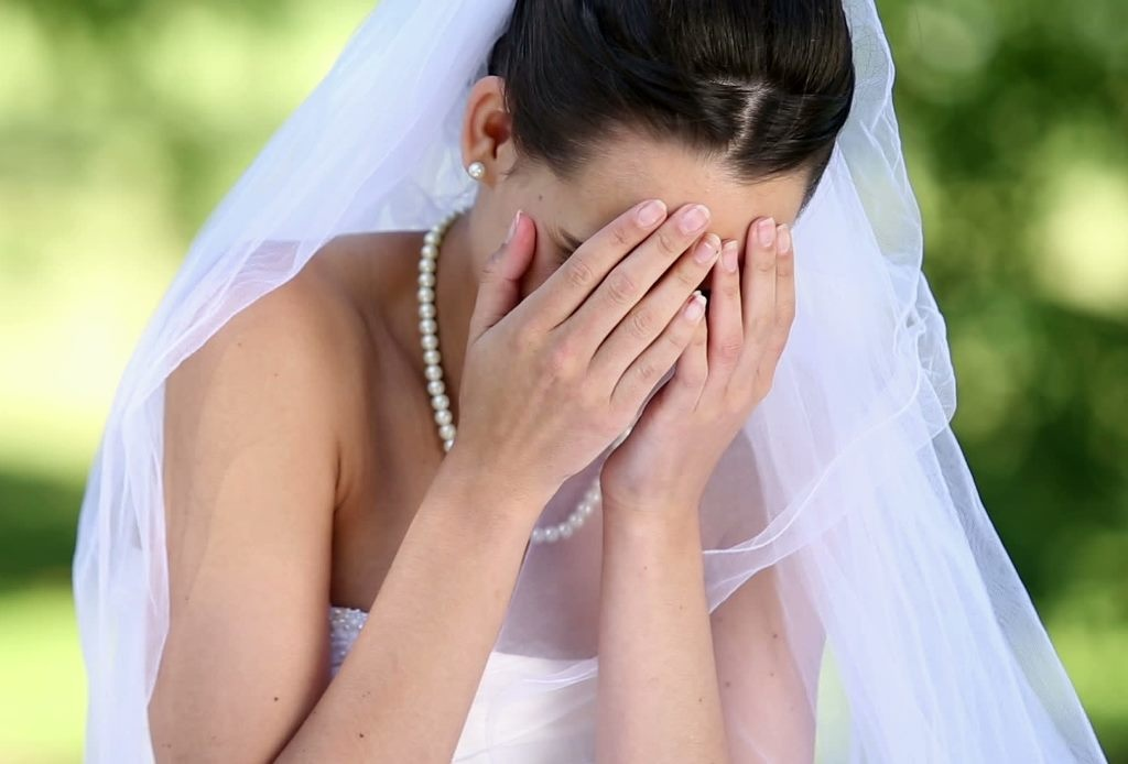 Разочарованная невеста