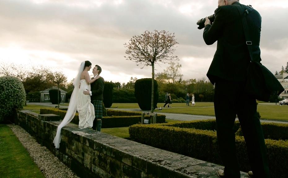 Видеограф для свадьбы