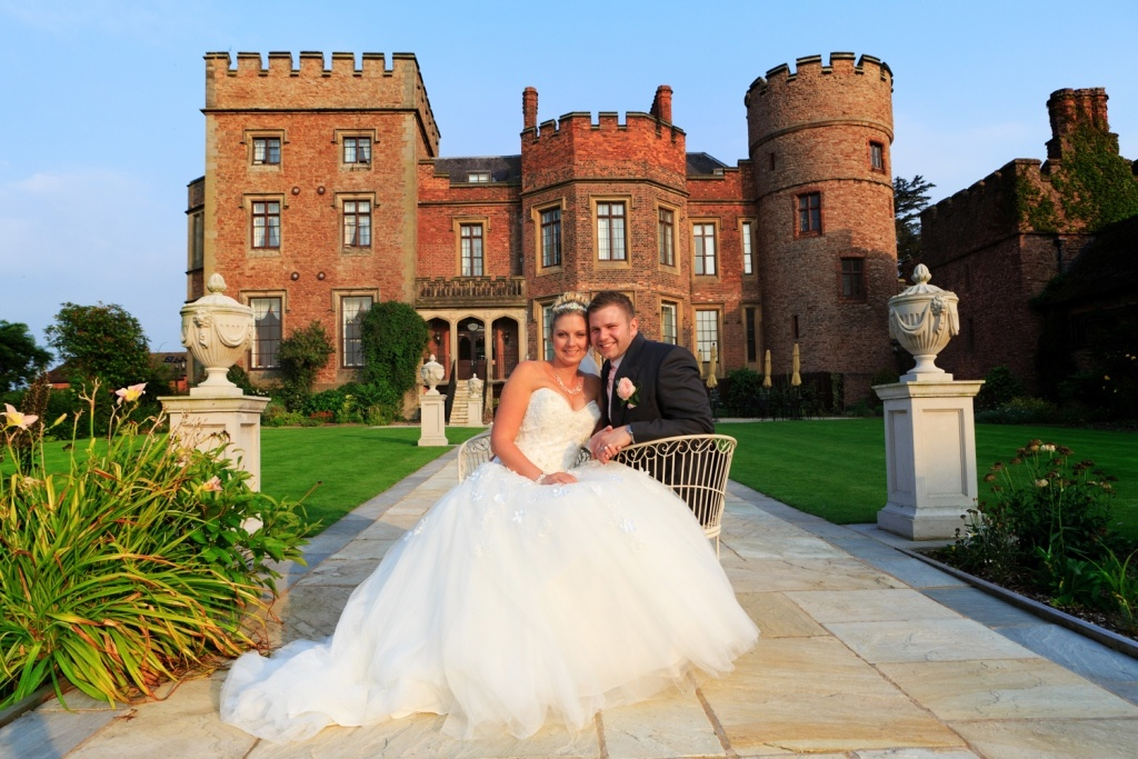 Проводим свадебную церемонию в замке