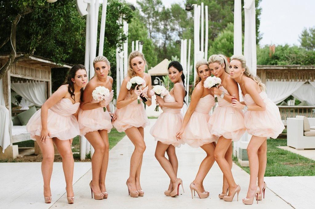 Аксессуары для подруг невесты