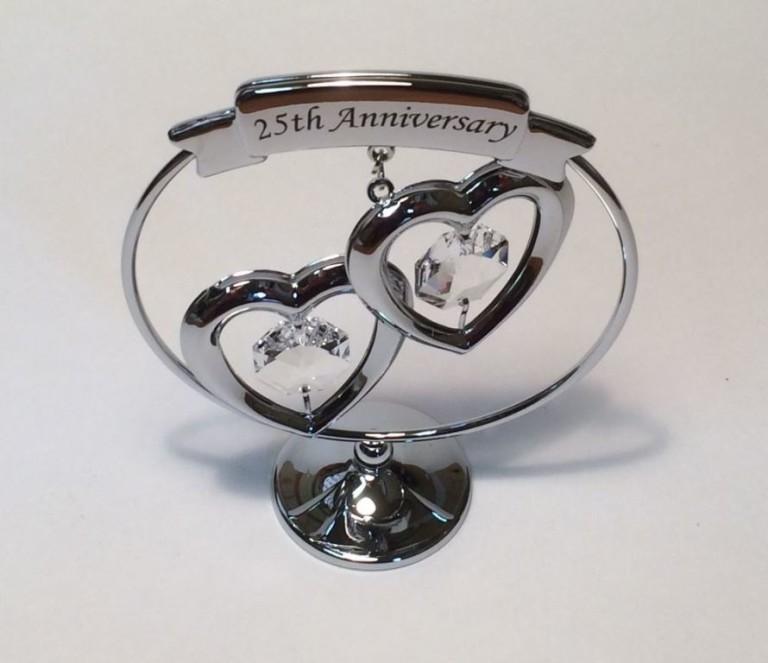 Подарок от родственников на серебряную свадьбу