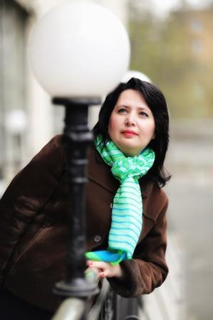 Менеджер проекта Wedding.ua - Оксана Нагорная