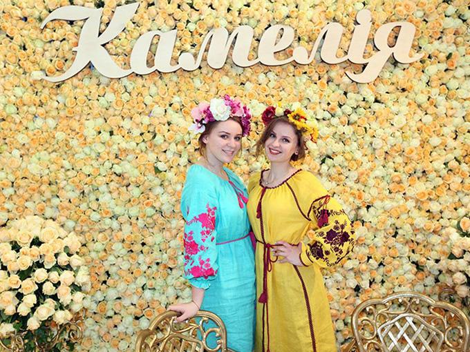 выставка 'Свадьба & Выпускной бал – 2016'