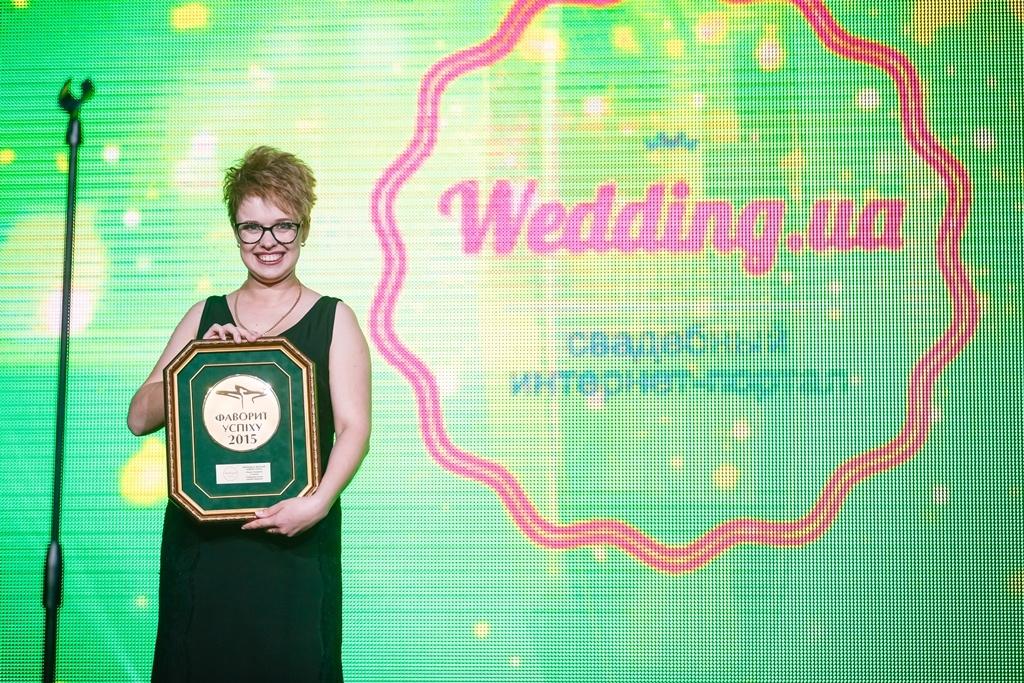 Руководитель Wedding.ua Виктория Шатохина, Wedding.ua, Фавориты успеха
