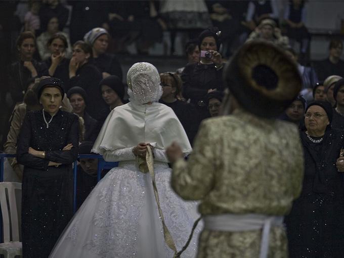 ортодоксальная свадьба