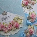 Нежно-голубой - трендовый в этом свадебном сезоне