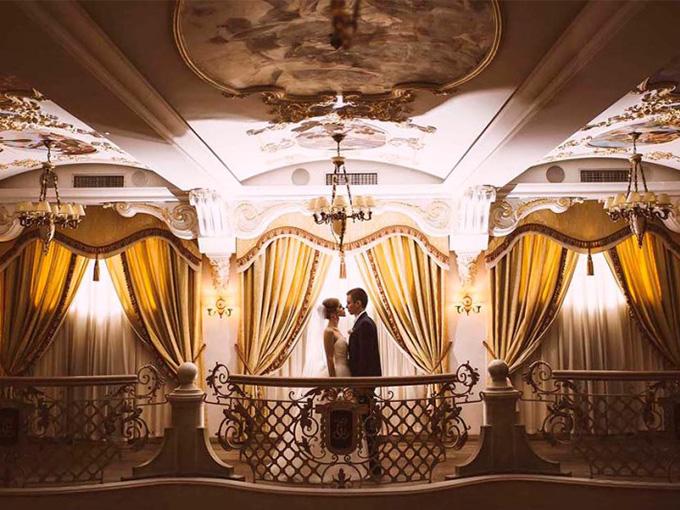 Свадьба в LEO