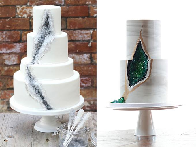 Аметистовый торт