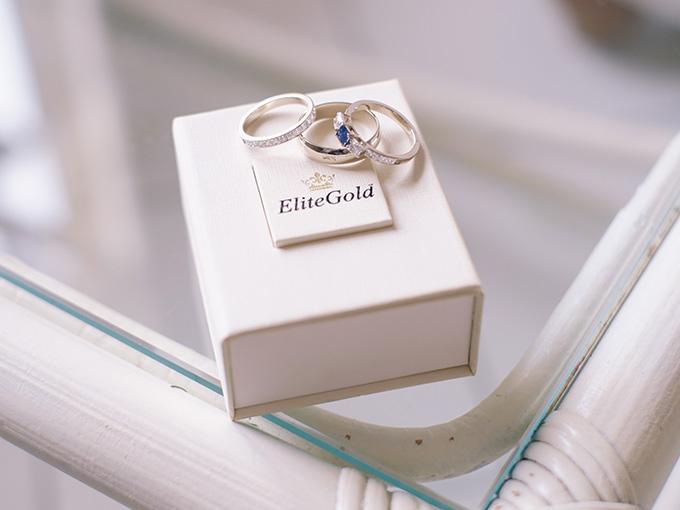 Свадебный набор колец 'Bridal Set'