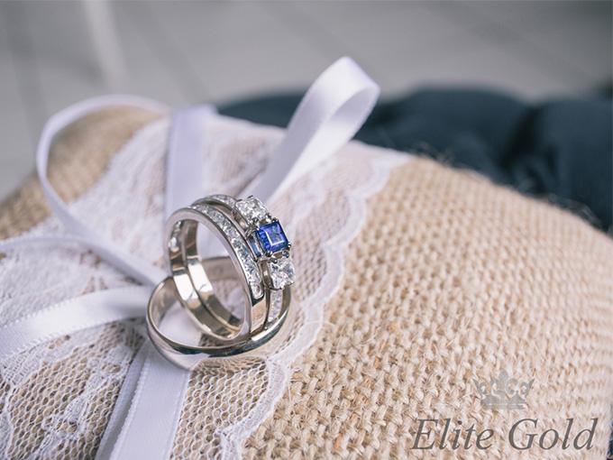 Комплект 'Bridal Set' от EliteGold