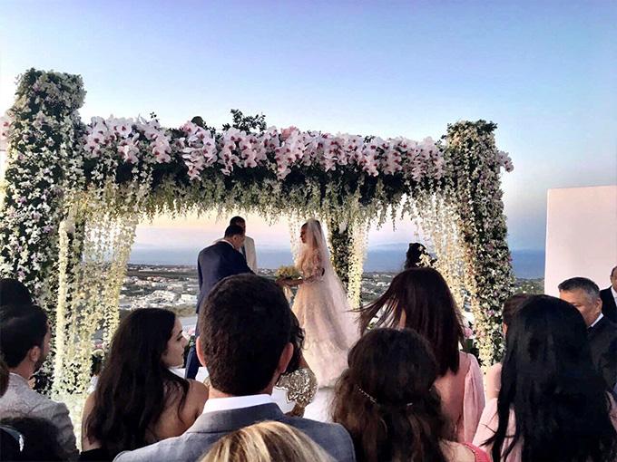 Ксенія Делі вийшла заміж за мільярдера
