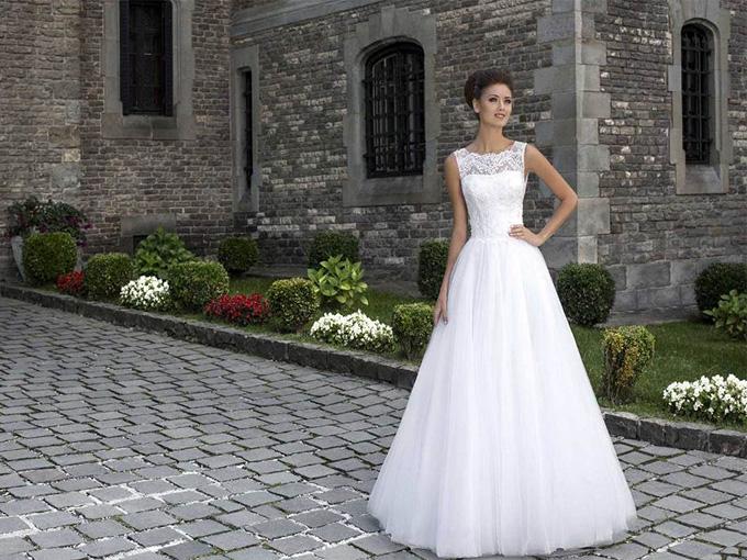 Платье от студии свадебной моды Hadassa