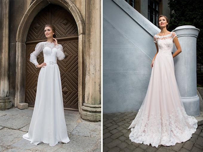 Платья от студии свадебной моды 'Hadassa'