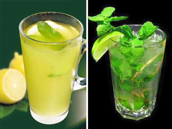Тархун и Лимонад