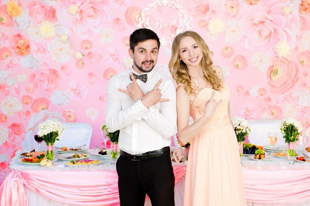 Команда Zinchenko Event Андрей и Виктория