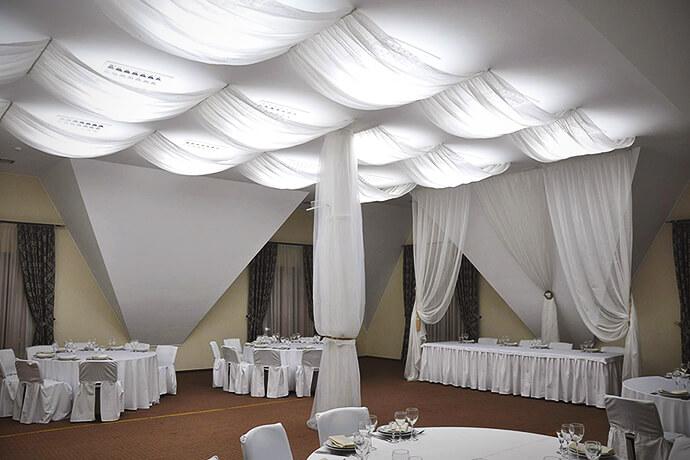 Банкетный зал в ресторане Краков