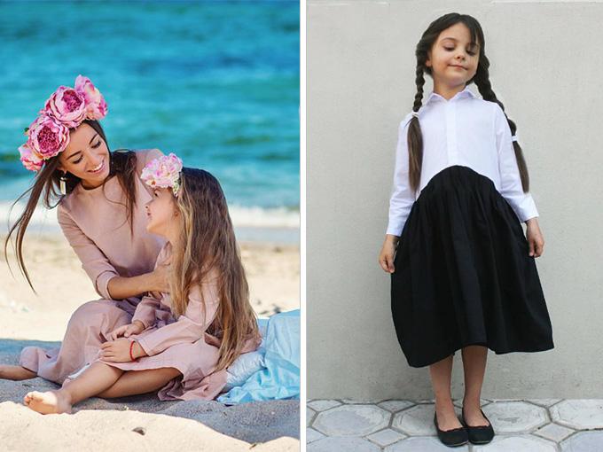 Дитячі сукні від RosaRita family