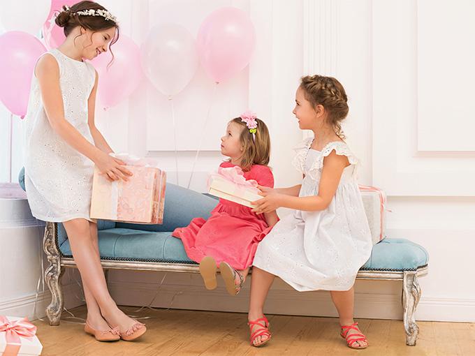 Дитячі сукні від Sigi
