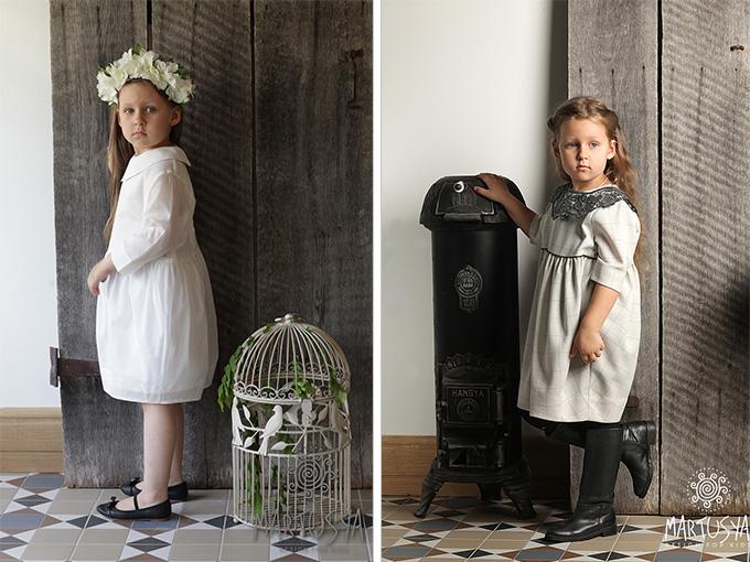 Дитячі сукні від Martusya design for kids
